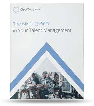 missing Talent Management guide