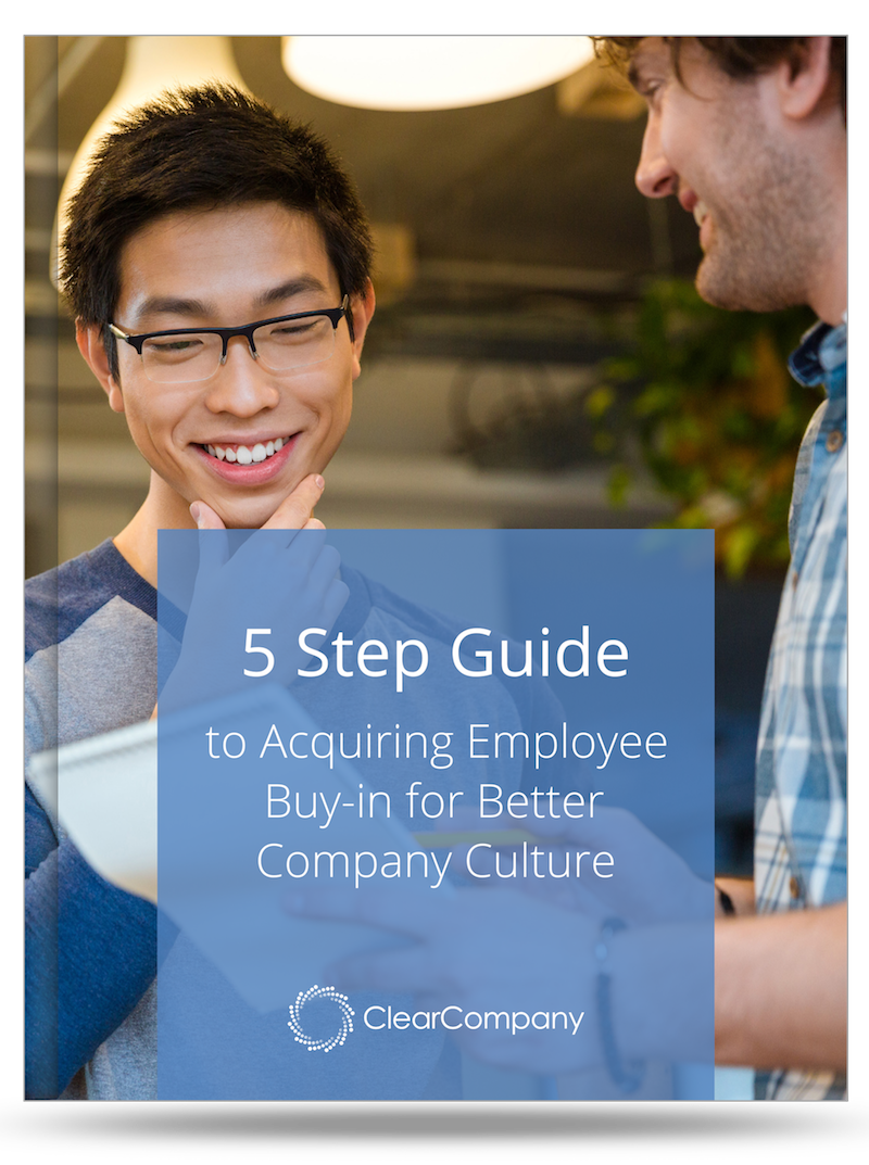 Company Culture Buy-in