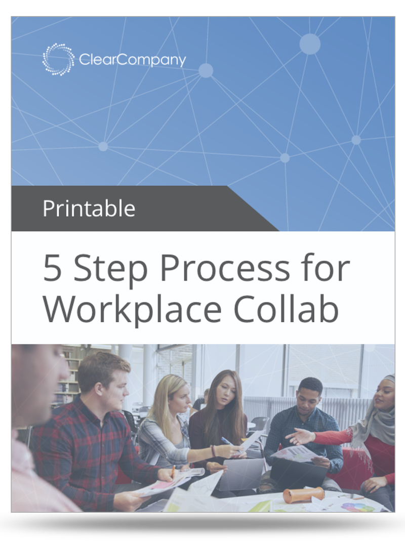 5StepProcessToIncreaseWorkplaceCollaboration_Printable0.png