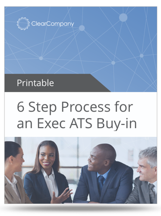 ats executive buy in guide