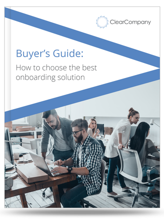 onboarding buyers guide