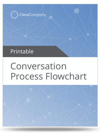conversation process flowchart