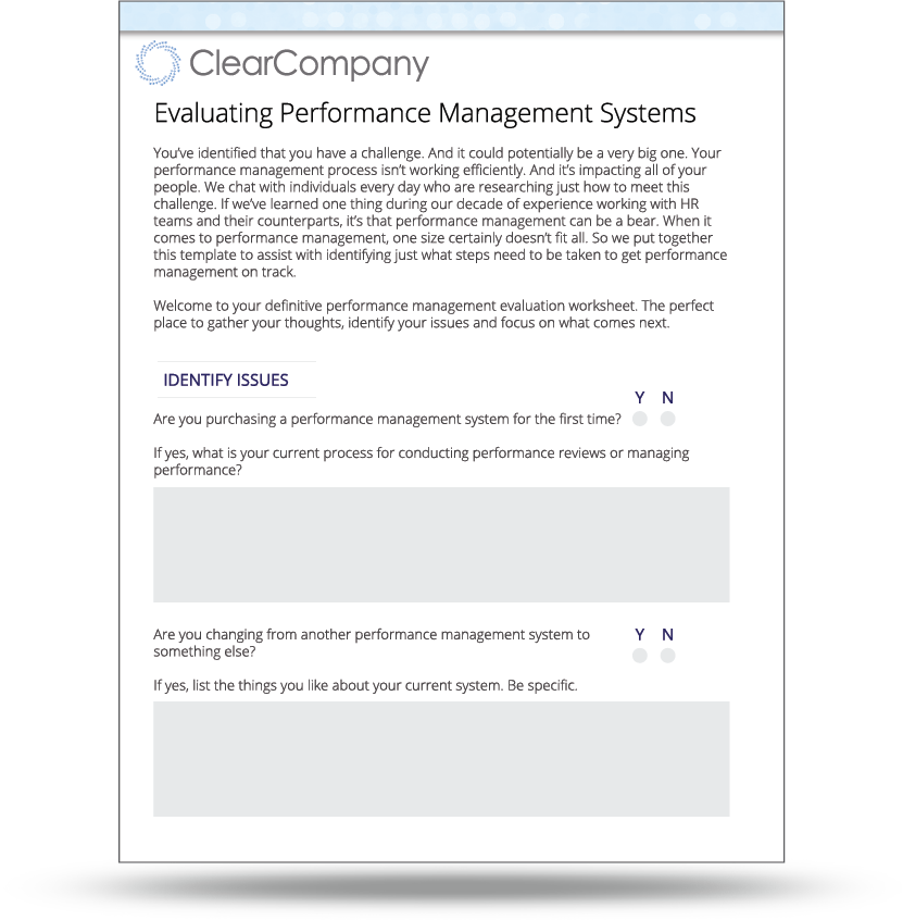 recruiting software talent management clearcompany evaluating performance management systems checklist png