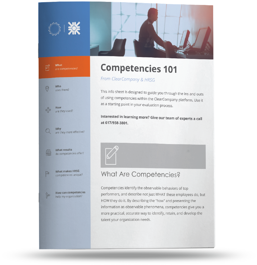 HRSG Competencies Guide