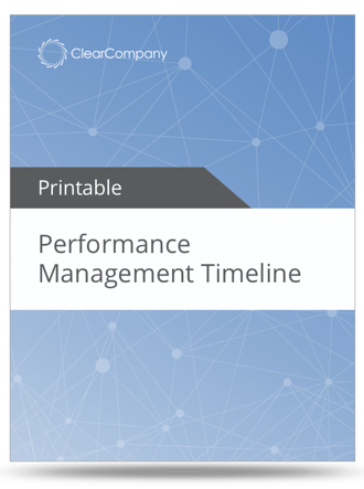 performance management timeline