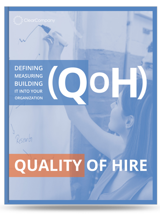 quality of hire guide