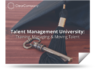 talent management university webinar