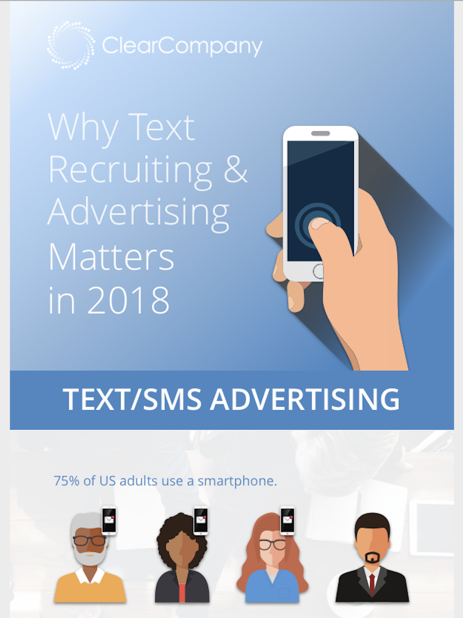 text recruiting guide