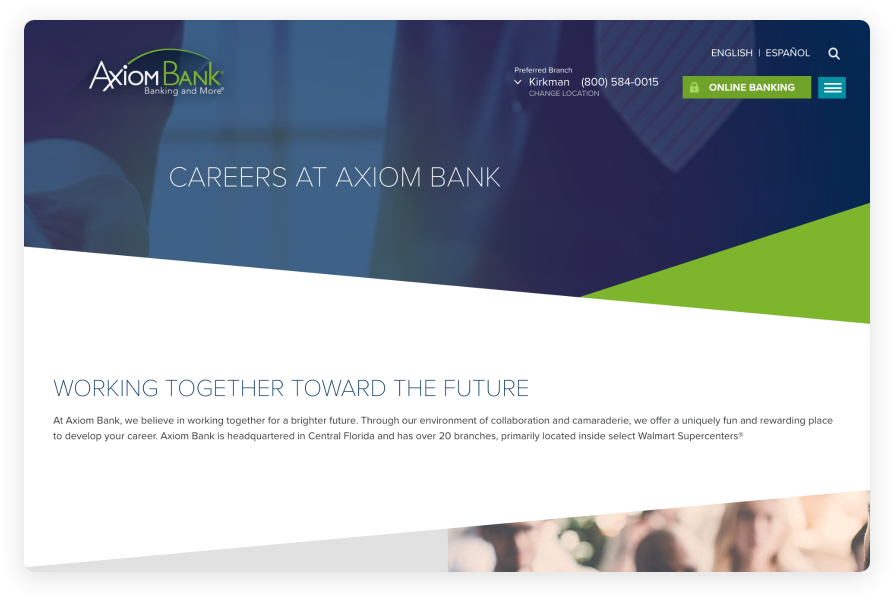 Beautifully Branded Career Sites