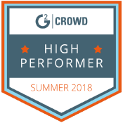 g2 Crowd High Performer Award ClearCompany
