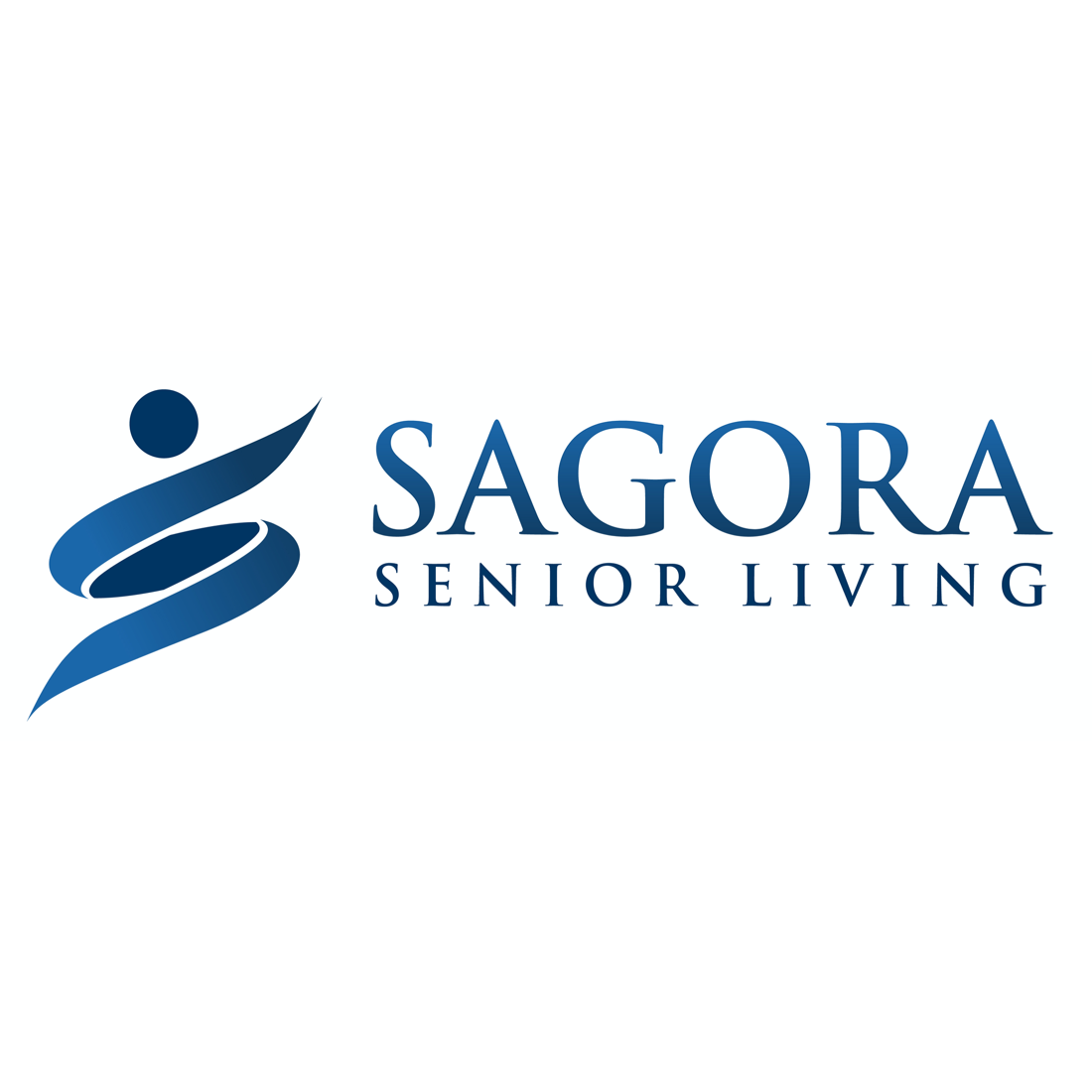sagora senior living logo